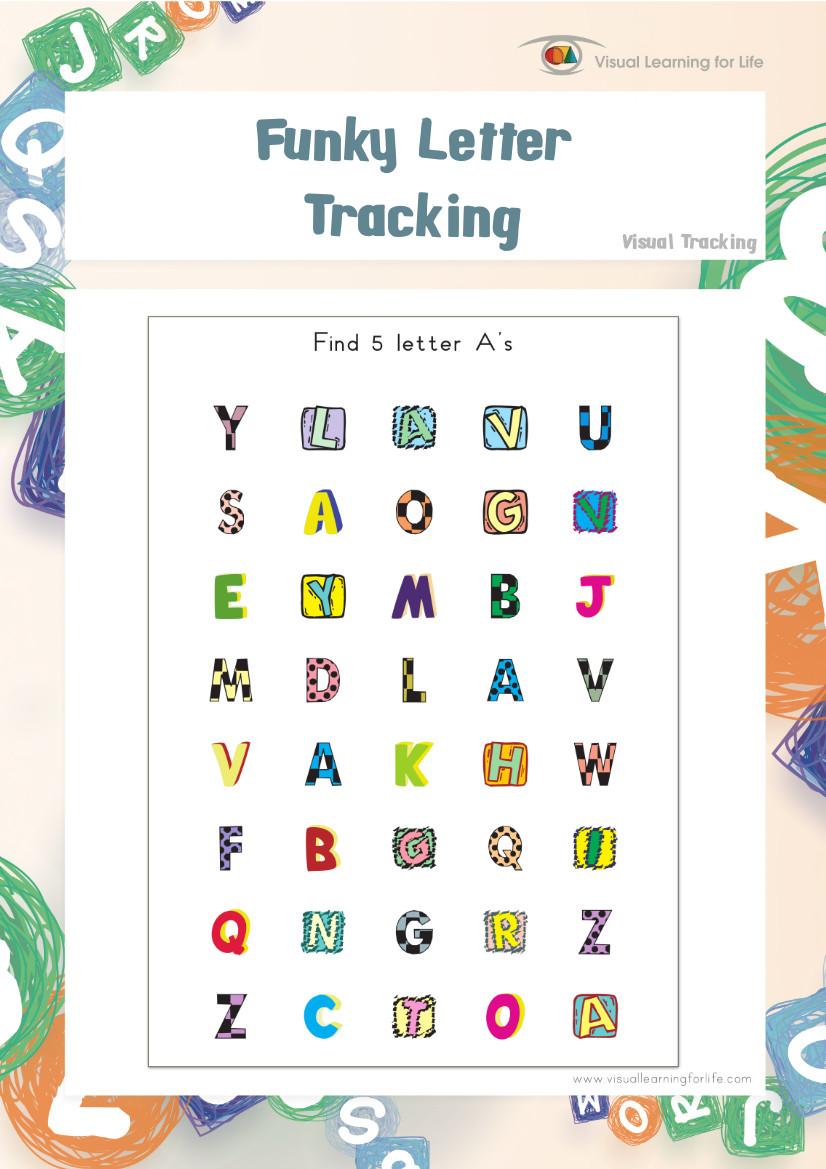 Zebra Letters | Teach In A Box