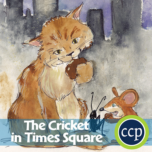 The Cricket in Times Square (George Selden) - Literature Kit™